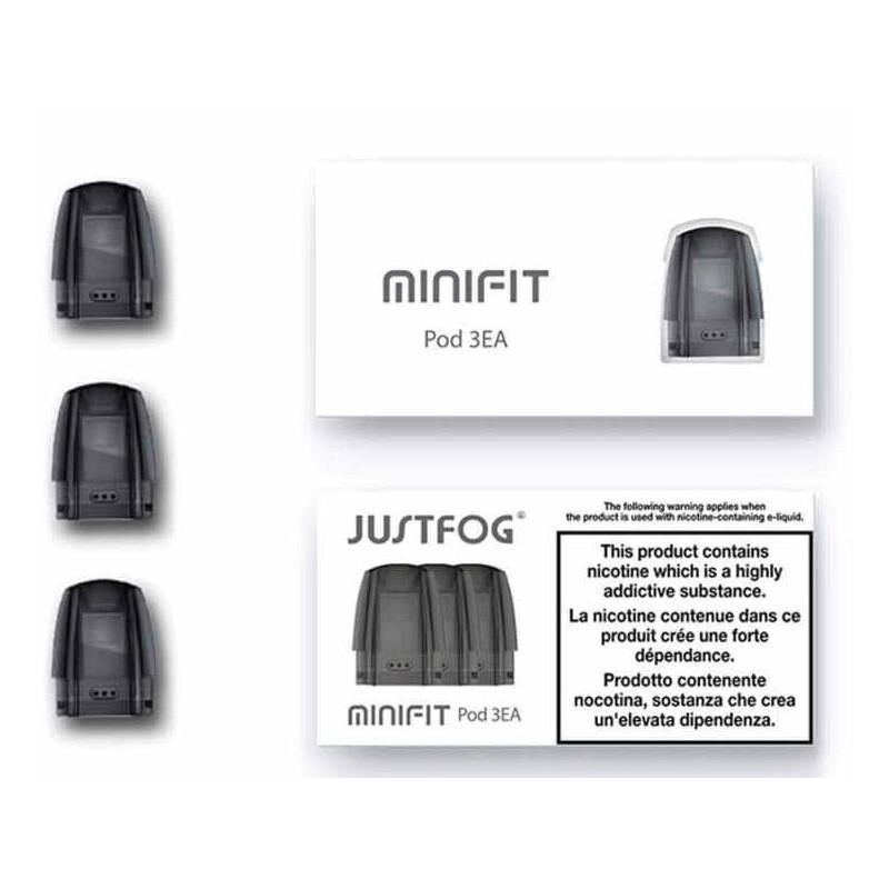 Cartouche MiniFit Pod JustFog