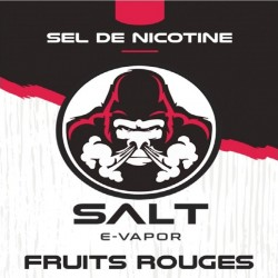 Fruits rouges sel de nicotine de French Liquide