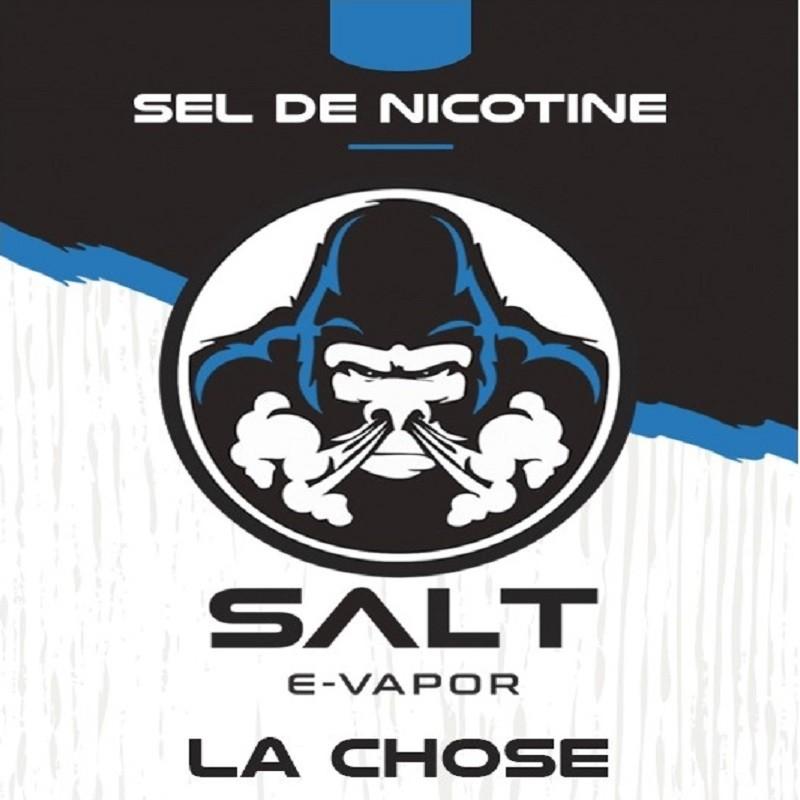 La Chose sel de nicotine de French Liquide