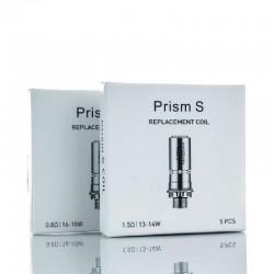 Pack de 5 Résistances Prism S