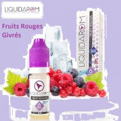 Fruits Rouges Givrés de Liquidarom